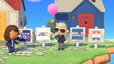 Photo of Anuncio de Biden en el videojuego Animal Crossing